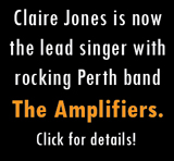 Perth band the Amplifiers